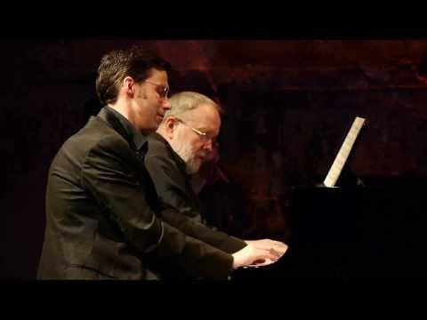 J.-C. Pennetier et P. Guilhon-Herbert jouent Schubert