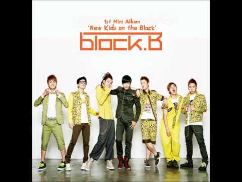 Block B - New Kids On The Block [FULL ALBUM]