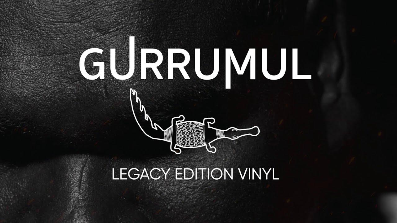 Gurrumul (Legacy Edition Clear Vinyl)