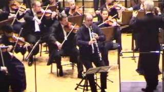 W.A. Mozart - Clarinet Concerto in A major KV 622, 3rd Movement