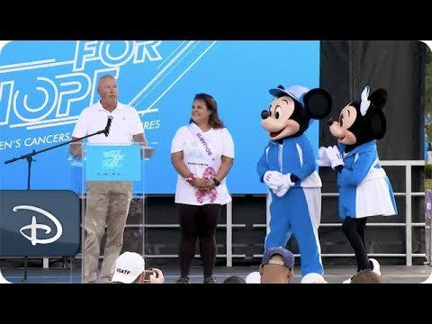 Disney VoluntEARS Come Together for City of Hope's Walk for Hope
