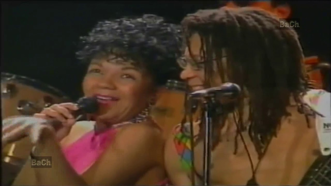 DANÇANDO LAMBADA* - KAOMA - 1989 (REMASTERIZADO) - YouTube