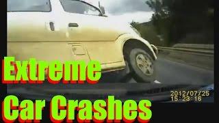 car crashes in a flash - car crash - car crash compilation - deadly crashes - deadly crashes