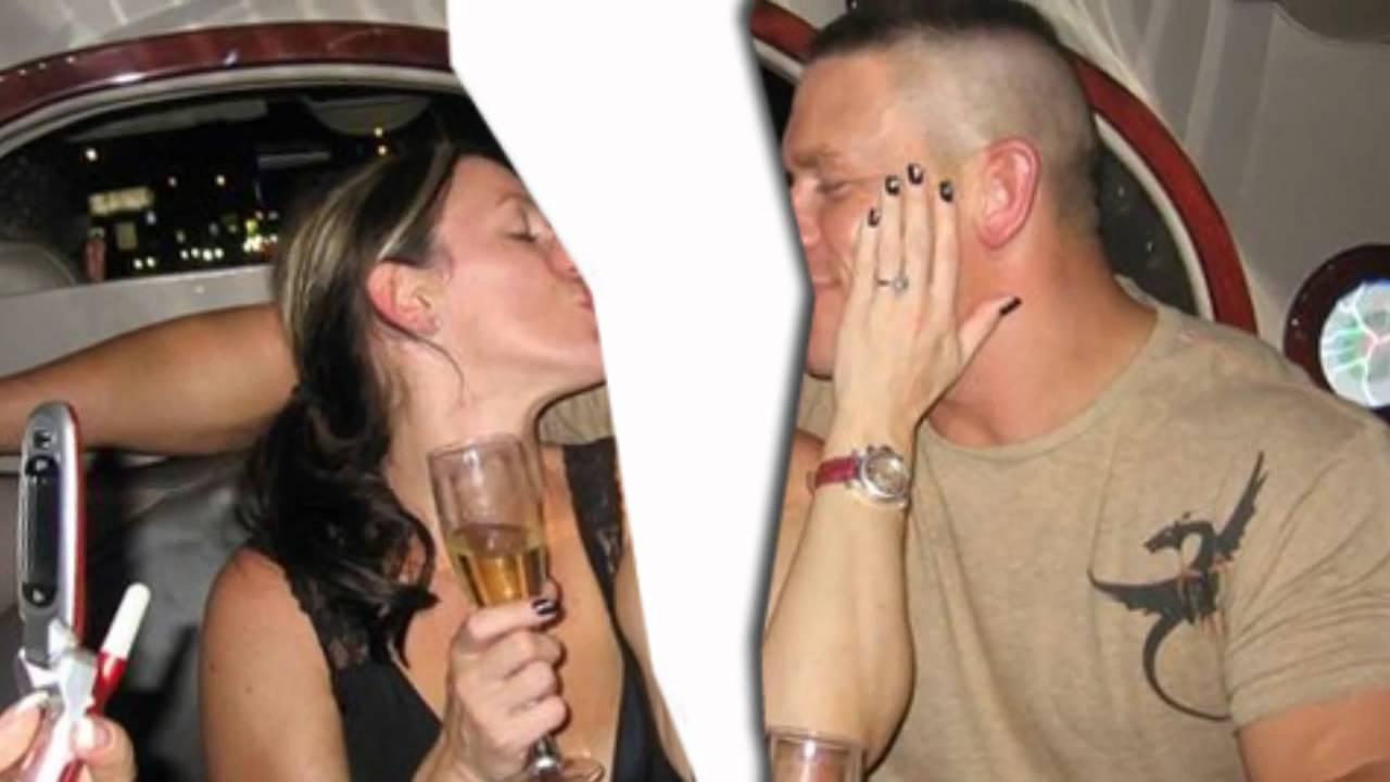 John Cena Divorce War Ends Amicably - YouTube