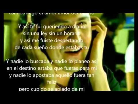 Reyli Barba Amor Del Bueno Lyrics Letras Youtube
