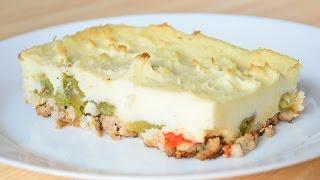 Пастуший пирог ☆ Простой вкусный ужин ☆ Картофельная запеканка