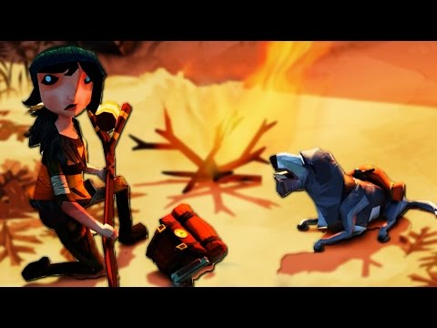 LET'S GO LITTLE DOG BUDDY | The Flame in the Flood