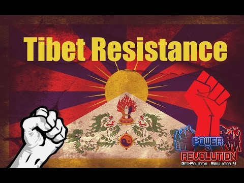 Power & Revolution: FREE TIBET! #1