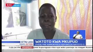Mwanamke Kakamega ajifungua watoto 5