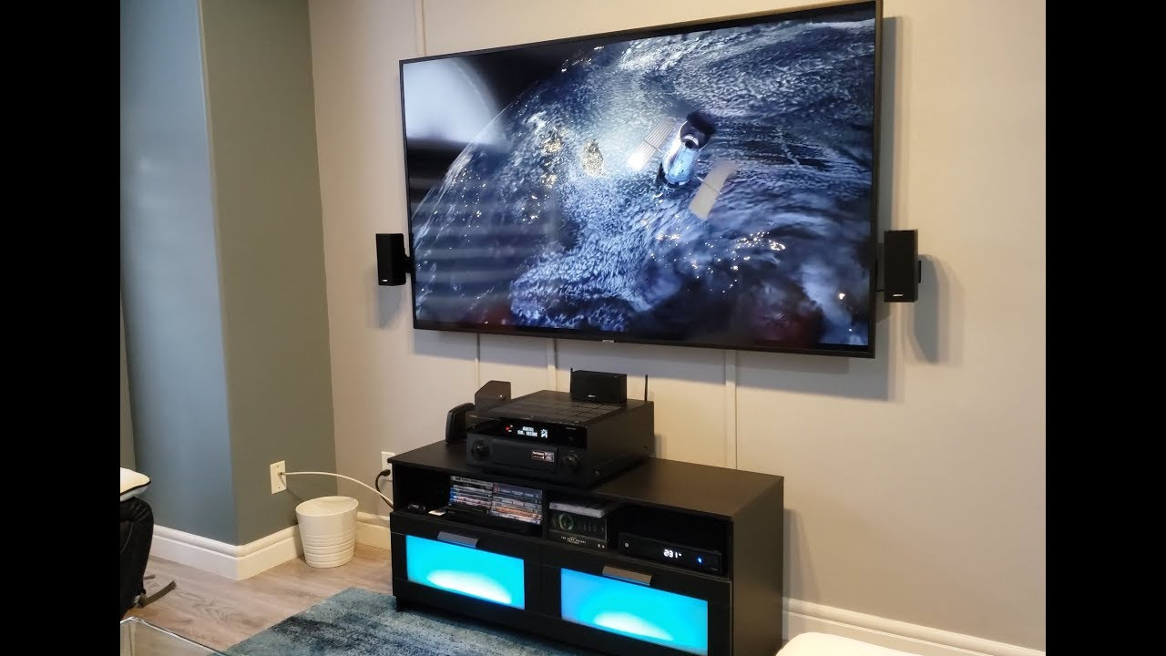Bose Home Cinema Dolby Atmos Home Theatre With Bose Speakers - Youtube