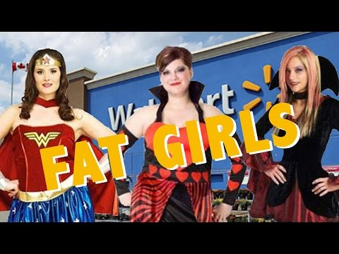 """Walmart Sells Plus-Size Costumes Under """"Fat Girl"""" Category"""