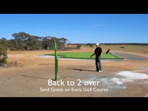 World's Longest Golf Course - Nullarbor Links
