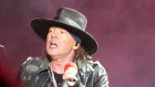 AC/DC feat Axl Rose - TNT  Sep 2 2016 Atlanta