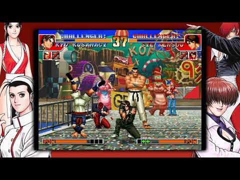 THE KING OF FIGHTERS '97 GLOBAL MATCH 20210323191516 |