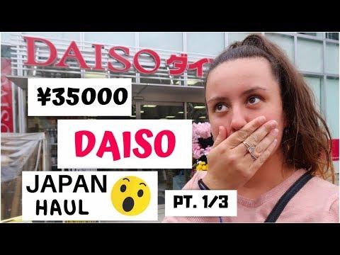 DAISO HAUL JAPAN PART 1 thumbnail