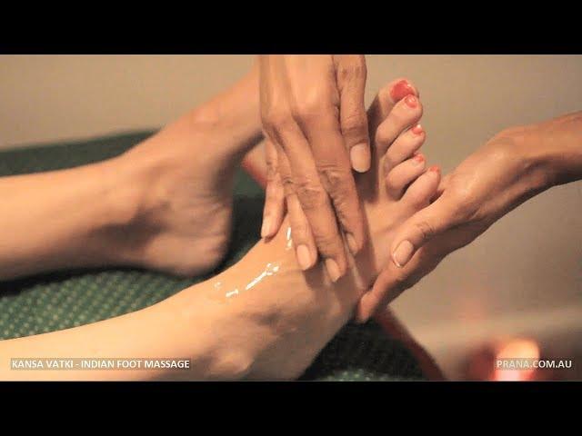 Indian Foot Massage Perth | Prana in Applecross