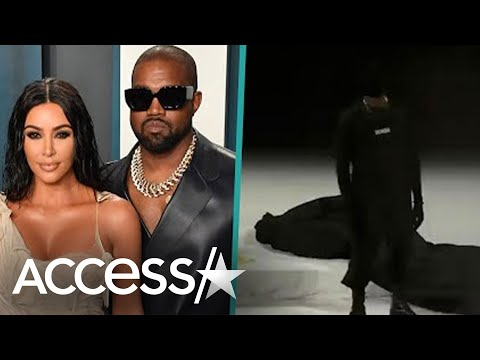 Kim Kardashian Attends Kanye West's 2nd Donda Listening Party With Vaccines, Levitation and More