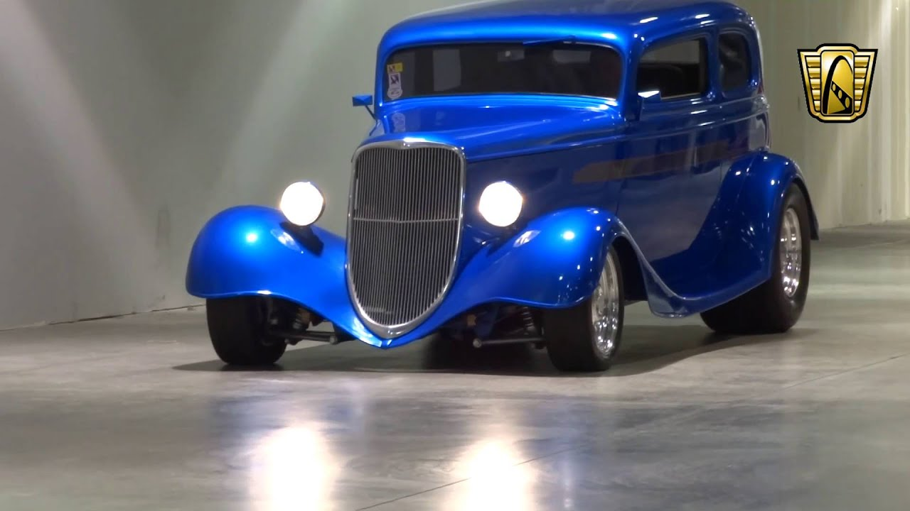 1933 Ford Vicky for sale at Gateway Classic Cars STL - YouTube