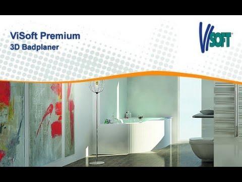 Raum zeichnen – Schnell – Individuell – ViSoft Premium