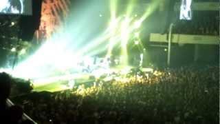 Die Toten Hosen Frankfurt Festhalle Intro 18.11.2012