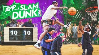 AMP SLAM DUNK CONTEST YouTube Videos