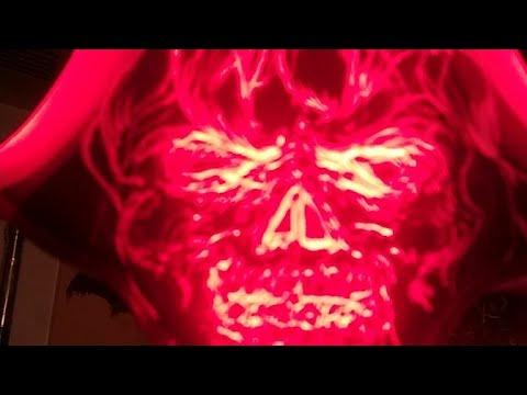 RIPPER BLADES LIVE!! Black Panter Review, Etch & Mace Updat.
