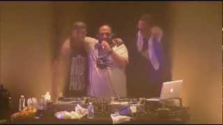 Keny Arkana - Faut qu'on s'en sorte - Concert à Marseille @ Le Moulin 2012