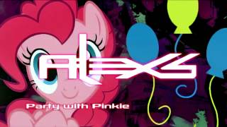 Alex S. - Party With Pinkie