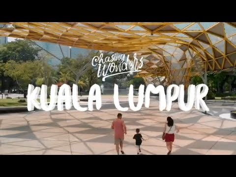 AirAsia | Chasing Wonders: Family Travel In KUALA LUMPUR