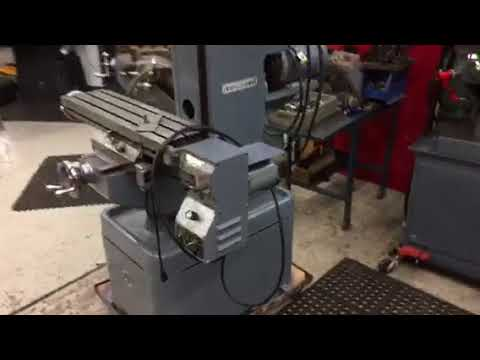 Delta Rockwell Milling Machine For Sale