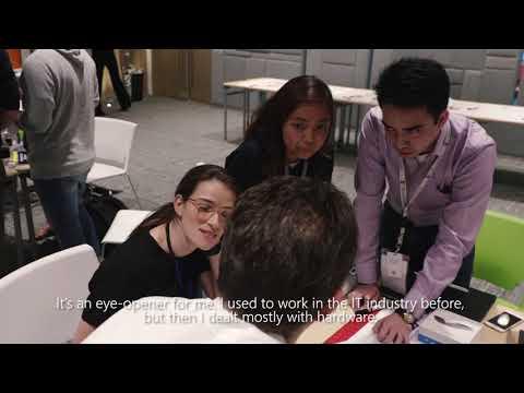 Microsoft Asia Pacific Internship Experience
