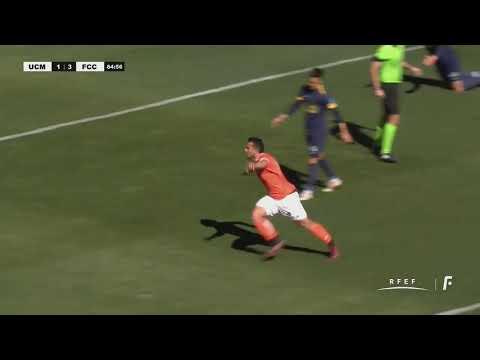 UCAM Murcia FC 1 - 3 FC Cartagena
