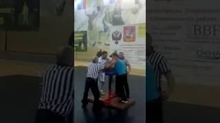 Золоев vs  Бабаев Лотошино 2017 абсолютка  финал