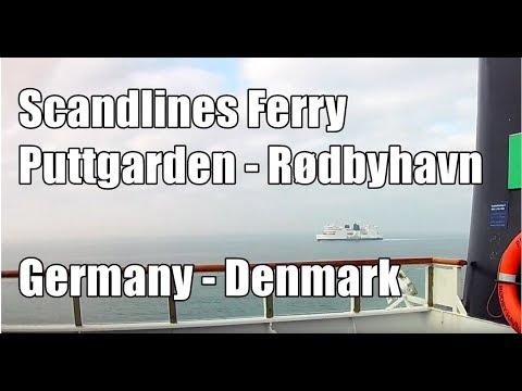 Ferry Puttgarden Rødby : Scandlines Germany Denmark