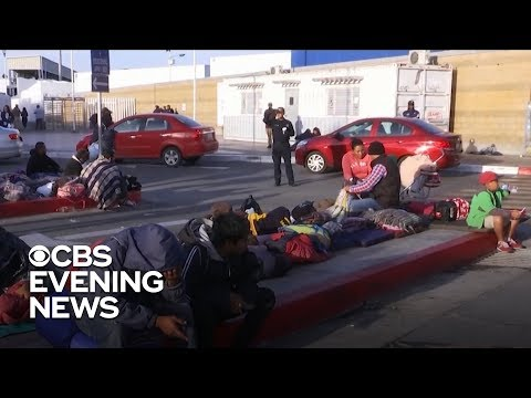 Mexican government discussing new proposal for migrants coming to the U.S. with Trump administration
