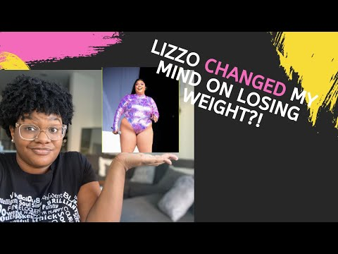 LET'S TALK ABOUT LIZZO | HOW TO BE BODY POSITIVE IN 2020 | WEIGHT LOSS JOURNEY