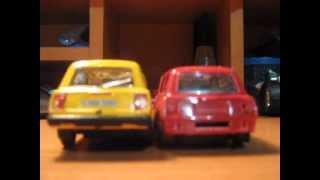 Тюнинг моделей ВАЗ (как занизить модель очень быстро)