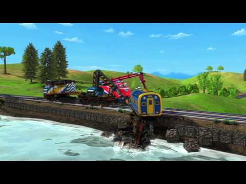 Thumbnail: Chuggington (US) - Friendship With 'Fearless Wilson'
