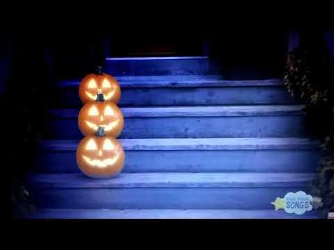 Five Little Pumpkins  Pumpkin Song