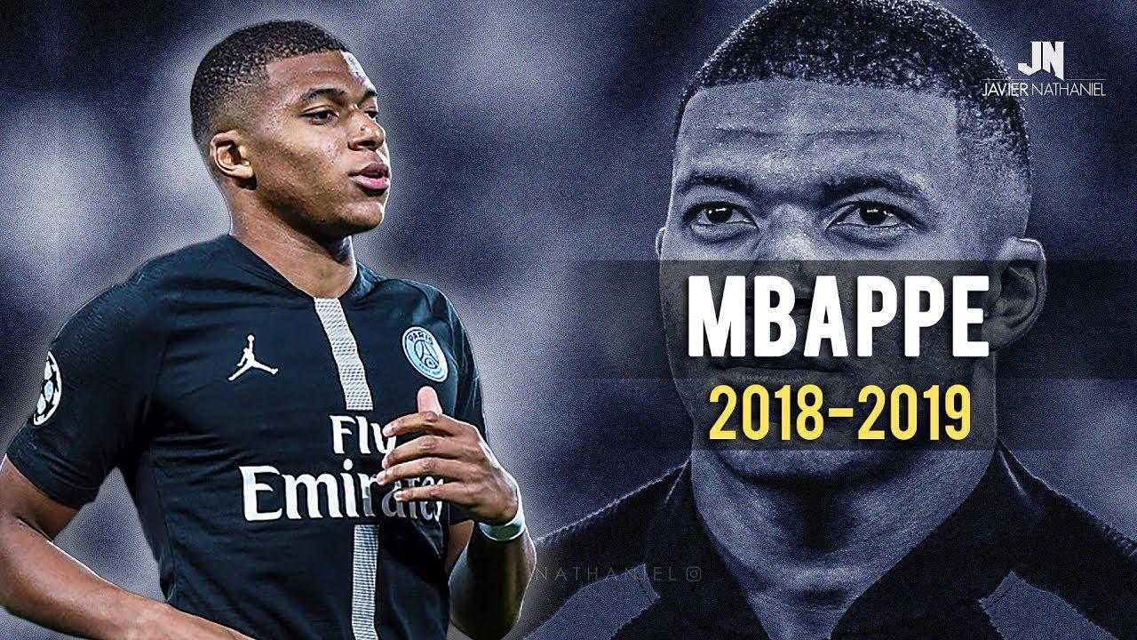 Kylian Mbappé - GUAP Skills & Goals 2018-2019