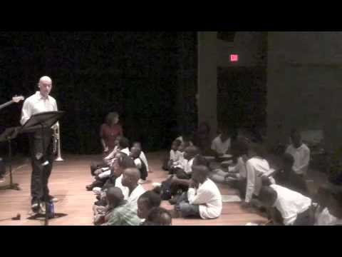 Lincoln-Bassett School - Pearl City Jazz Combo Performance Part 2