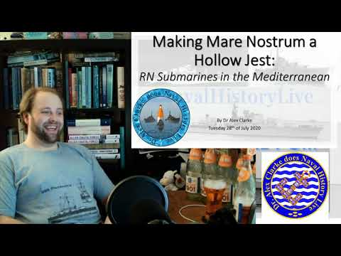 Long Patrol: Making Mare Nostrum a Hollow Jest - RN Submarines in the Meditteranean