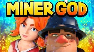"MINER GOD ""3.0 Miner Cycle Deck = Better Than EVER!"""