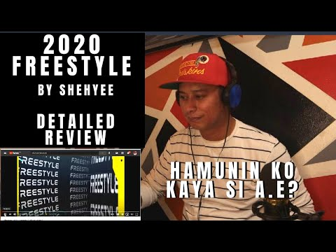 Shehyee - 2020 Freestyle (DETAILED REVIEW) BY TARGET