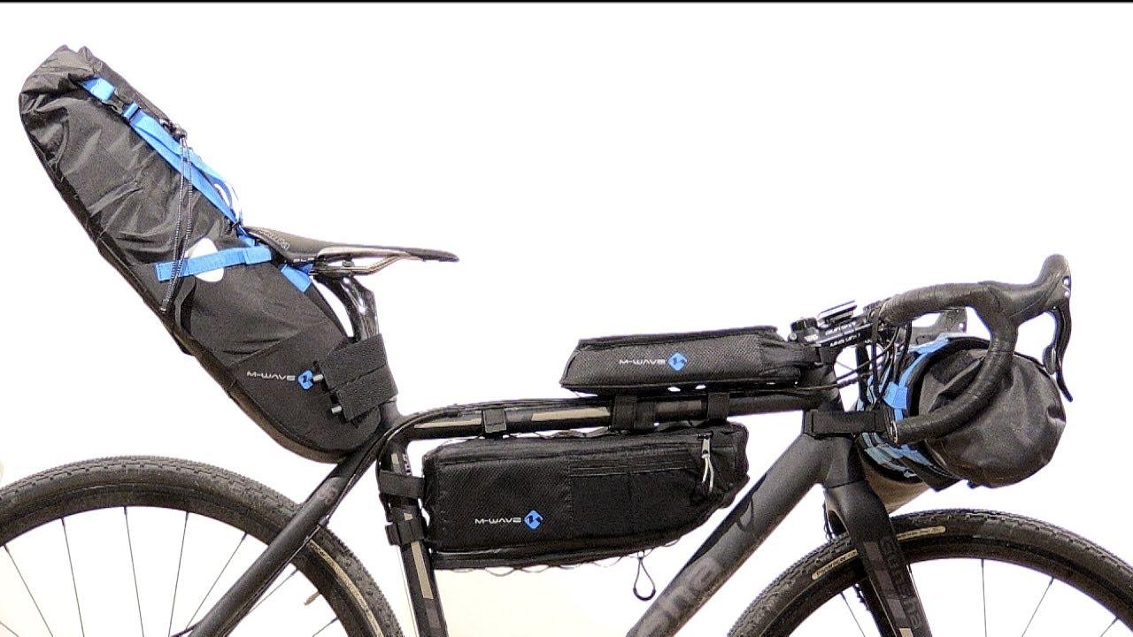 M-Wave BP Back Biker Sac /à Dos sp/écial