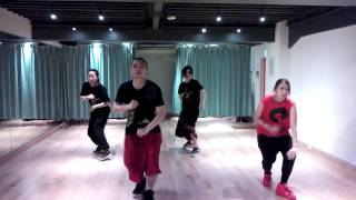 Sean Kingston - Beat It ft. Chris Brown, Wiz Khalifa | Choreography by KAJI