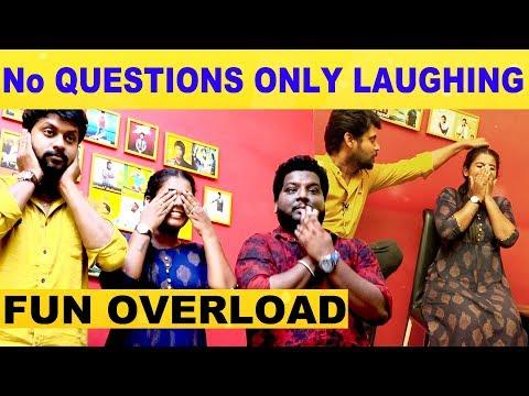 Rio And Vignesh Troll Anchor - Fun Fill Interview!   Nenjamundu Nermaiyundu Odu Raja   SpecialVideo