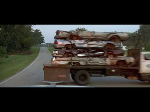 Black Dog Car and Truck Chase 1998 HD
