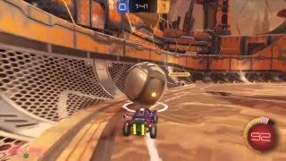 Rocket league playing rank and trade-in