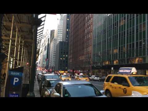 Pfizer World Headquarters Manhattan New York City